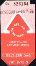 CFL ticket